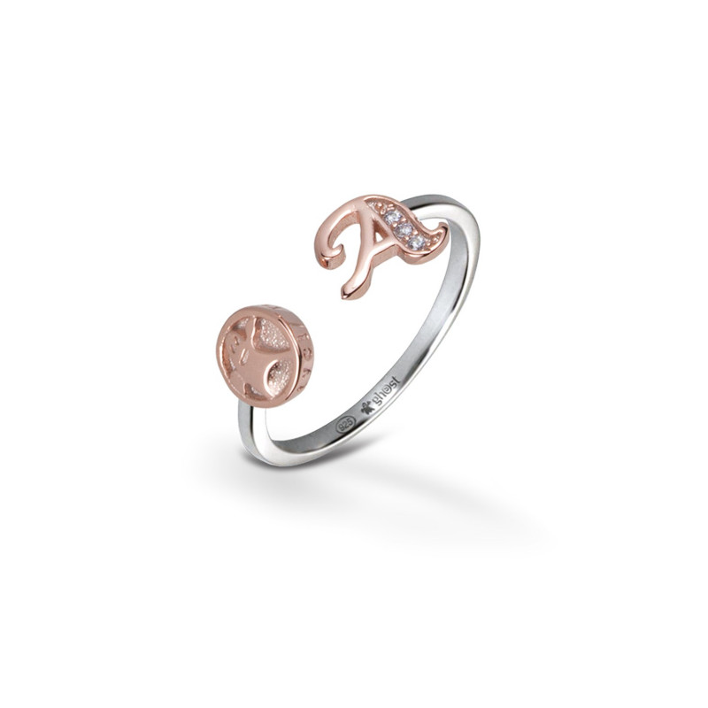 Anillo LETTERS