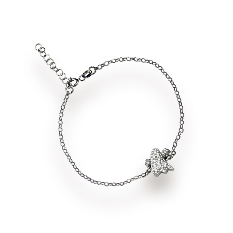 Pulsera CLARITY GHOST You Shine plata