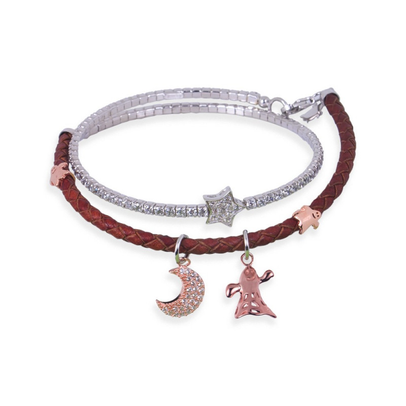 Pulsera CLARITY GHOST Moon Star
