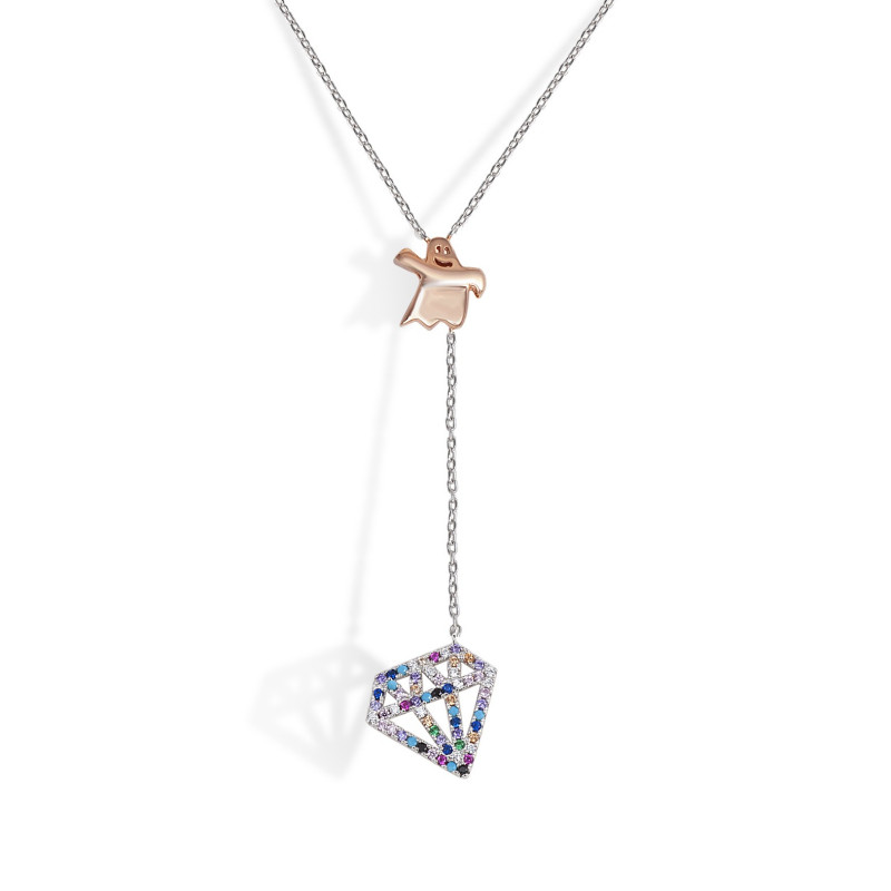 Gargantilla CLARITY GHOST Diamond