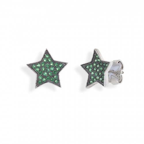Pendientes The Green Stars