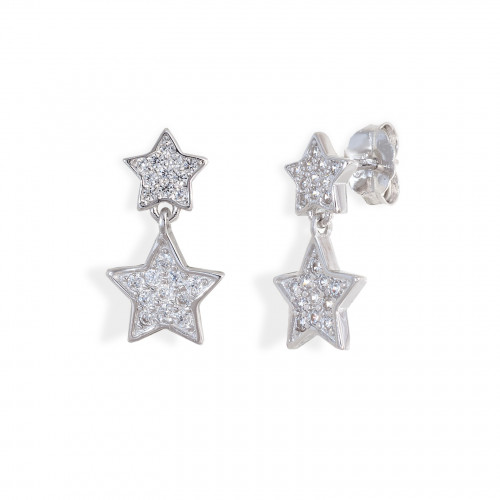 Pendientes Star Style
