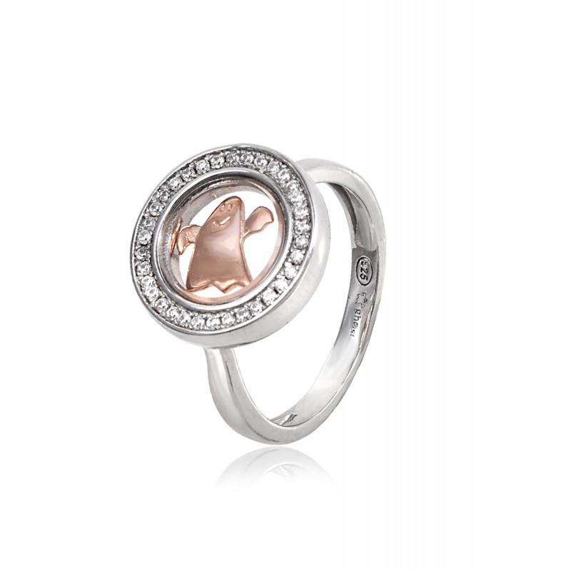 Anillo CLARITY GHOST Circle