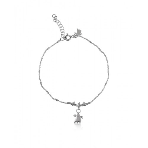 Pulsera CLARITY GHOST Bat Ghost plata