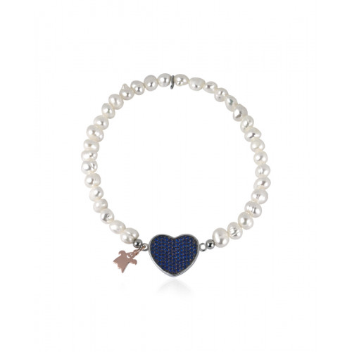 Pulsera  Blue Heart