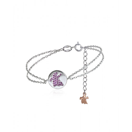 Pulsera CLARITY GHOST Pink