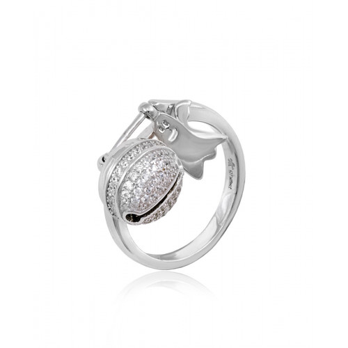 Anillo CLARITY GHOST Jingle Bell