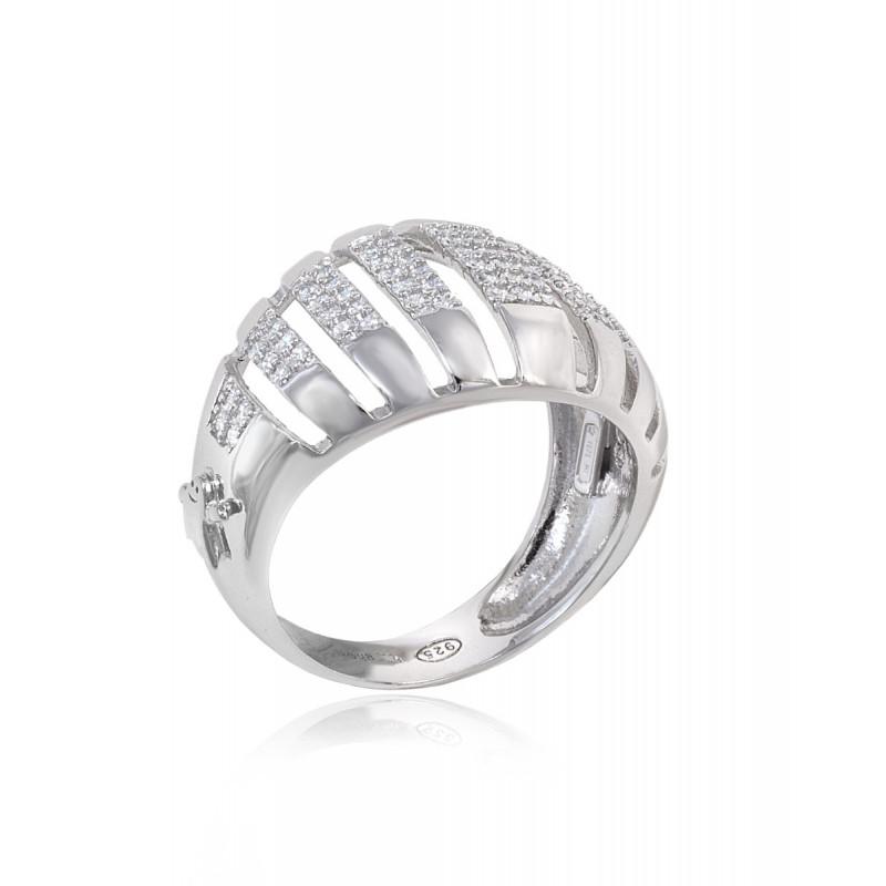 Anillo CLARITY GHOST Space