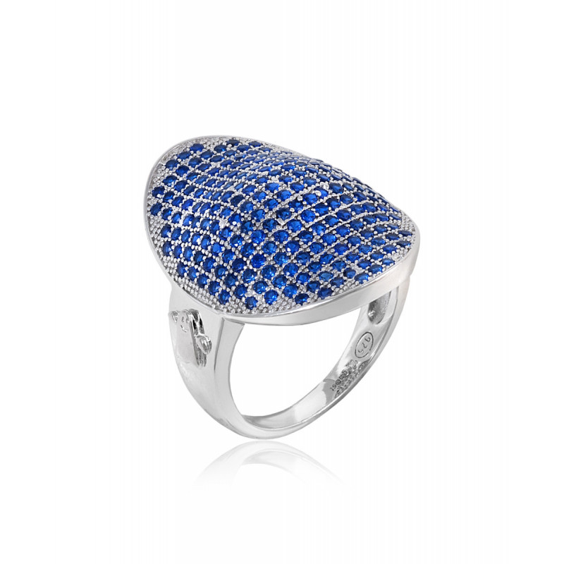 Anillo CLARITY GHOST Blue Power