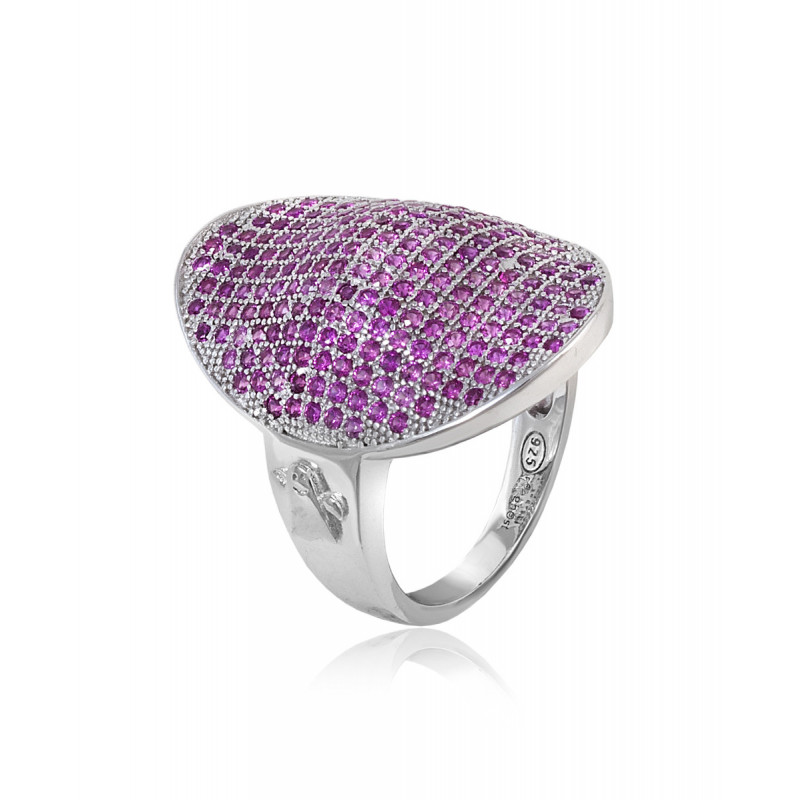 Anillo CLARITY GHOST Pink Power