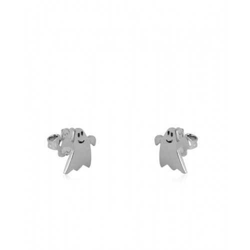 Pendientes CLARITY GHOST Mini plata